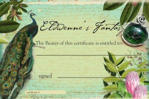 Gift certificate given for EVERY donation, in the amount of your donation!  $25 or more will receive an ADDITIONAL $25 added!