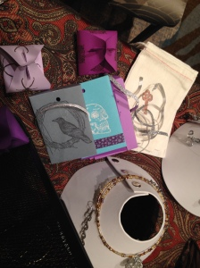 Some examples of Ruthee's beautiful gift packaging! Contact me if you want to order!