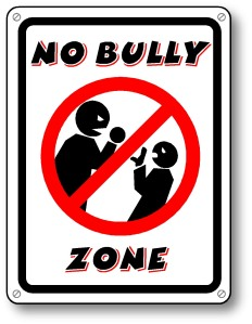 No child should ever feel bullied.  EVER.