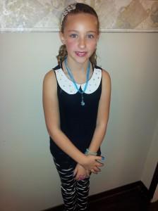 Jenn's beautiful little girl, Molly!