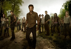The Walking Dead - aka my new life-ruiner.