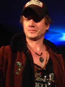 VERY lucky to snap this one of Dr. Badass himself - Chad Lindberg!
