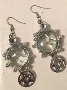 The Soul of Sam Winchester Earrings!