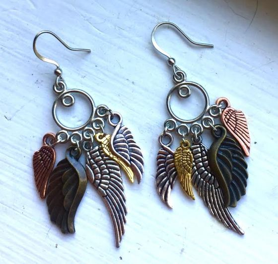 Angelic Harmony Earrings