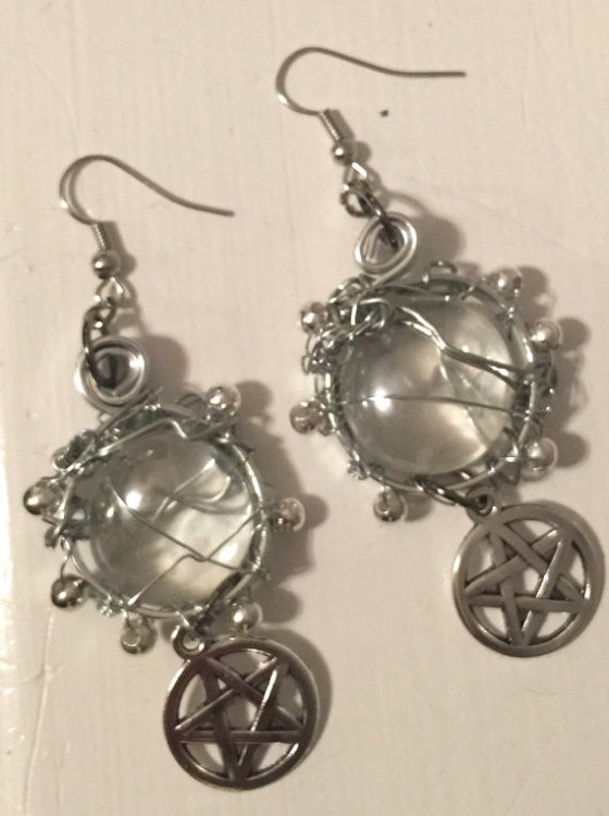 Soul of Sam Winchester Earrings