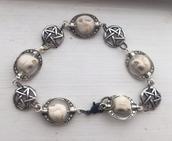 Winchester Life Cycle Bracelet