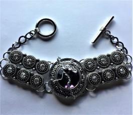 Mary Shimmer Bracelet
