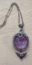 Sacrifice of Mary Winchester Necklace